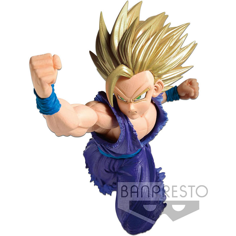 Figura Gohan Super Saiyan Dragon Ball Z Colosseum 7