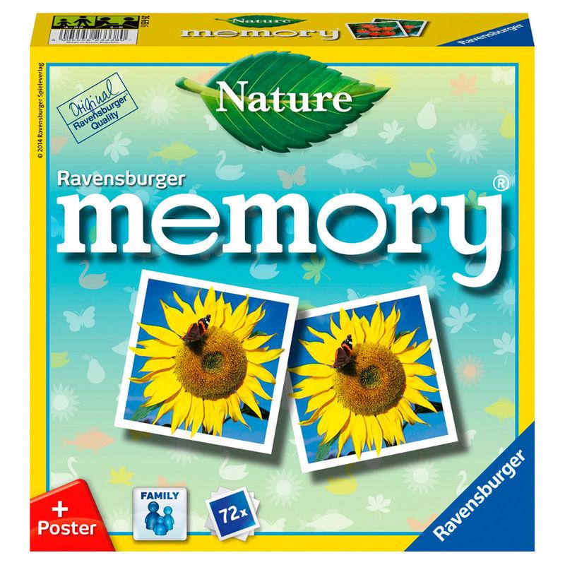 Juego memory Naturleza 4005556266333