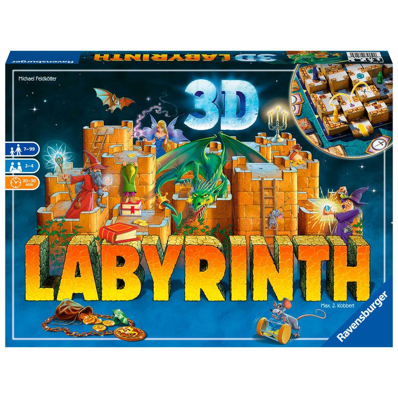 Juego mesa Labyrinth 3D 4005556261130