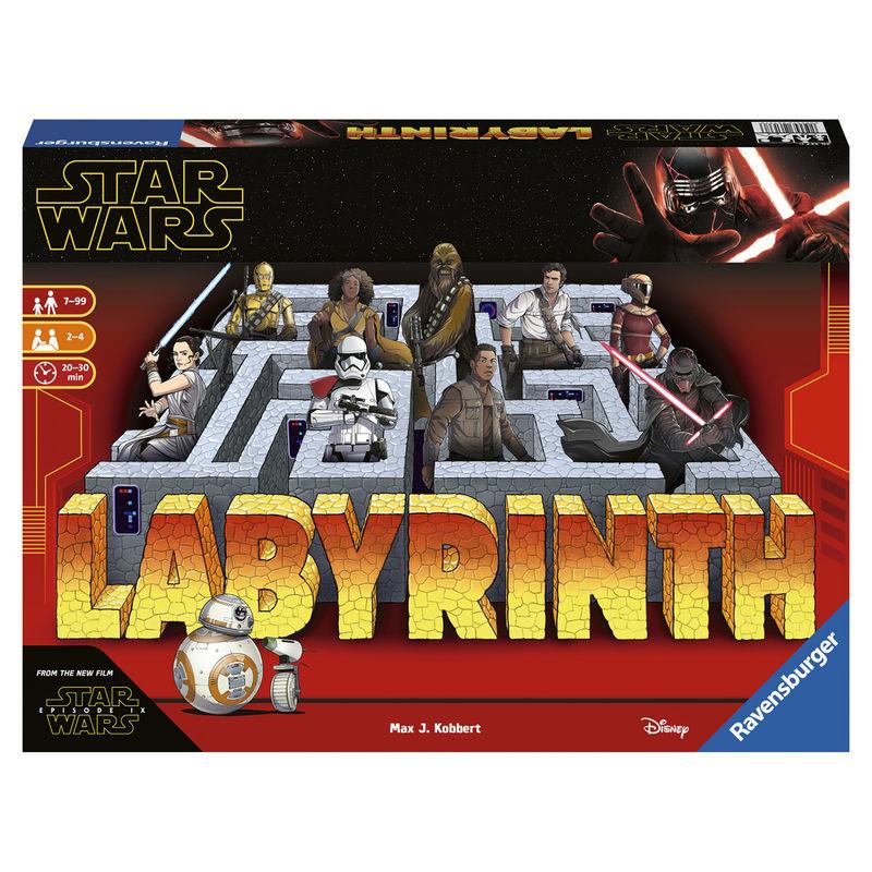 Juego mesa Labyrinth Star Wars IX 4005556261376