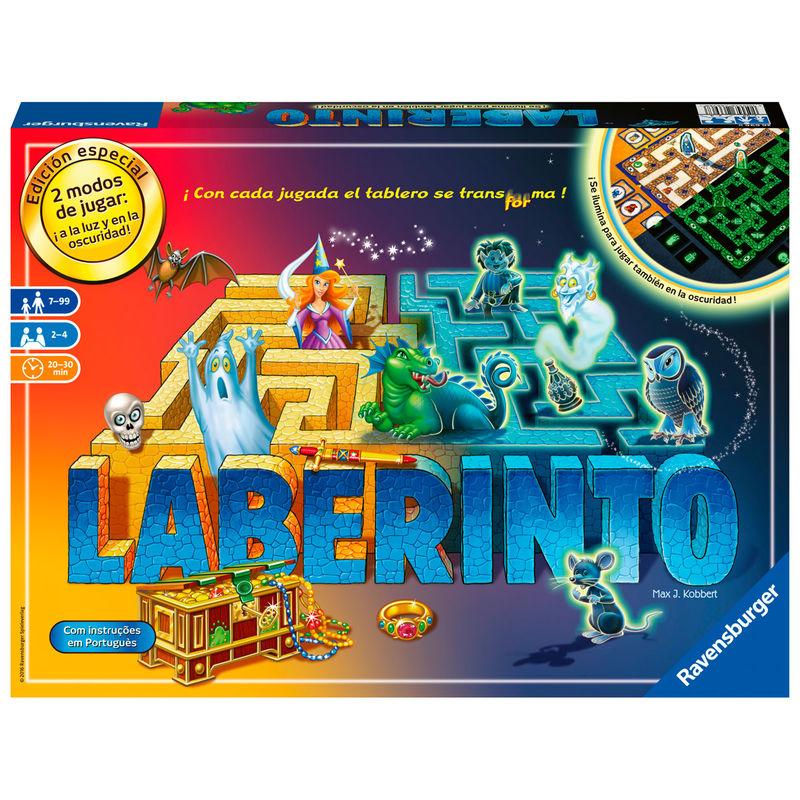 Juego mesa Laberinto Glow In The Dark 4005556266968