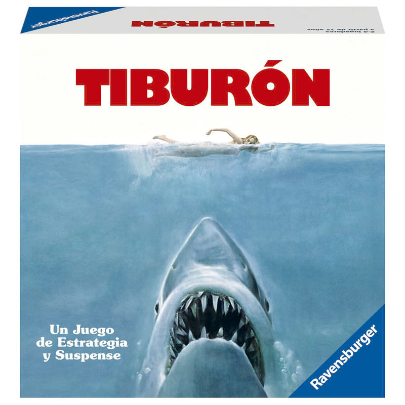 Juego mesa Tiburon 4005556268306