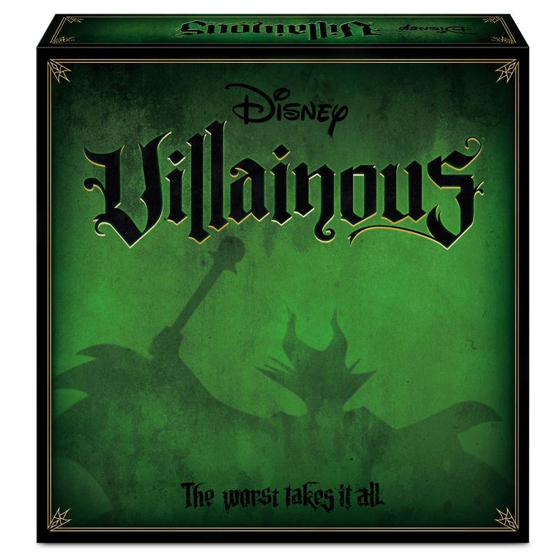 Juego mesa Villanos Disney 4005556262762