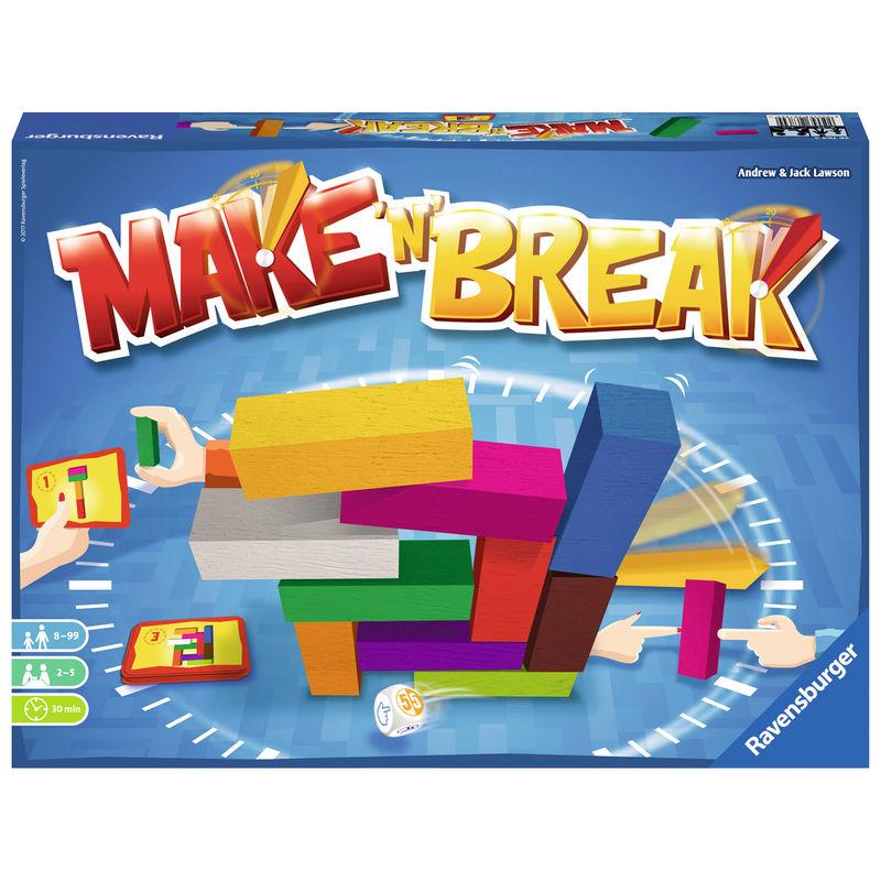 Juego mesa Make N Break 4005556267644