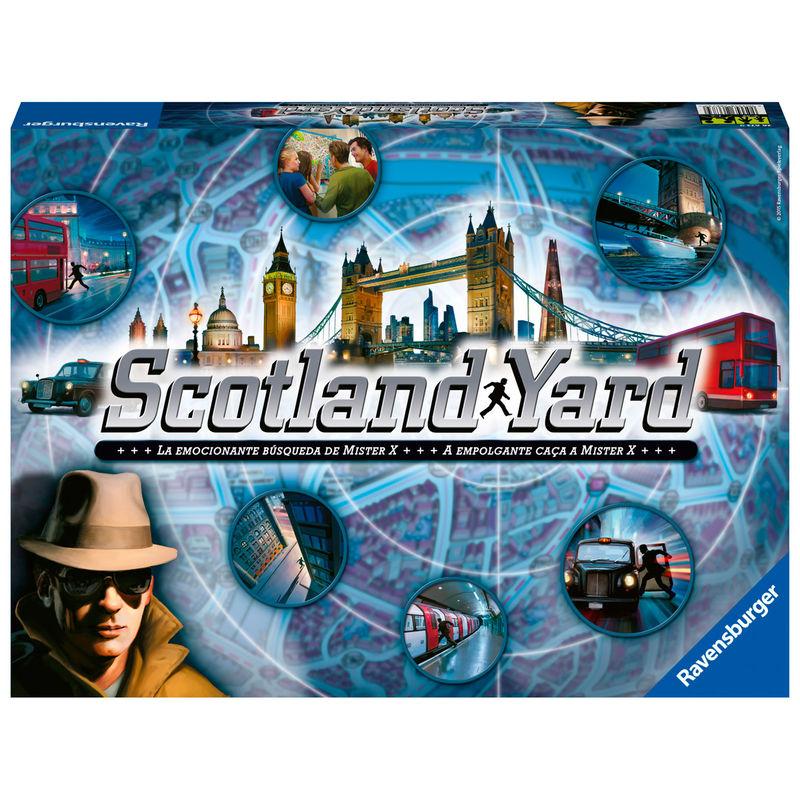 Juego mesa Scotland Yard 4005556266739