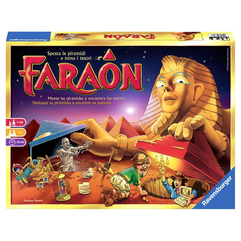 Juego mesa Faraon 4005556267187