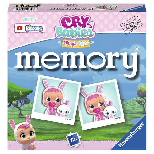 Ravensburger Memory Cry Babies