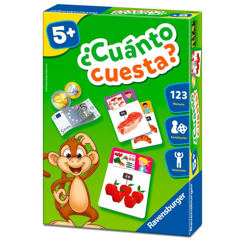 Juego Montessori ?Cuanto Cuesta? 4005556240982