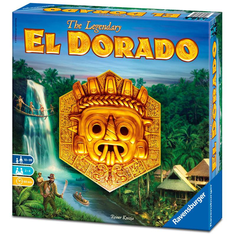 Juego mesa El Dorado 4005556260324