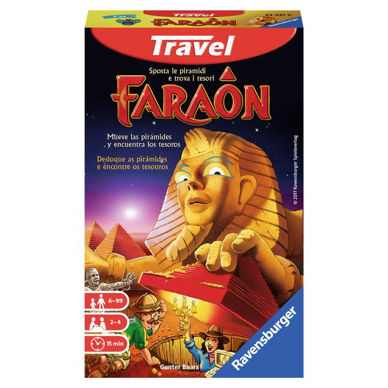Juego Faraon viaje 4005556234318