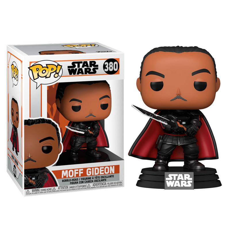 Funko POP o Figura POP Star Wars El Mandaloriano Moff Gideon