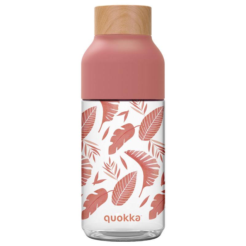 Botella Ice Pink Botanical Quokka 570ml 8412497069248