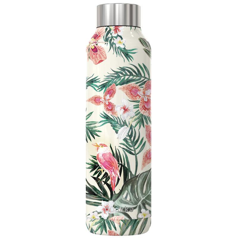 Botella Solid Jungle Flora Quokka 630ml 8412497118519