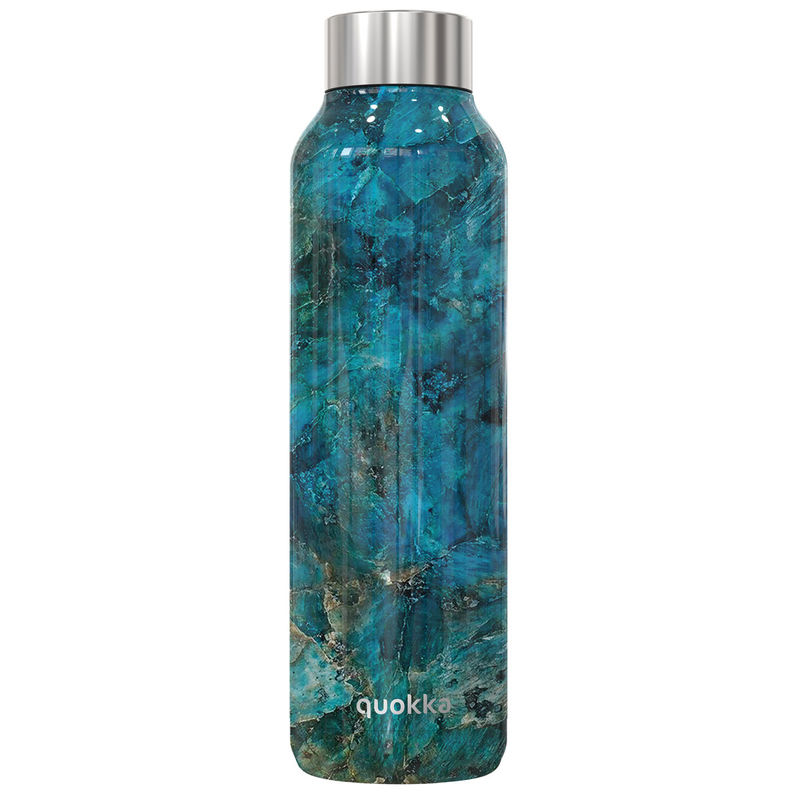 Botella Solid Blue Rock Quokka 630ml 8412497118526