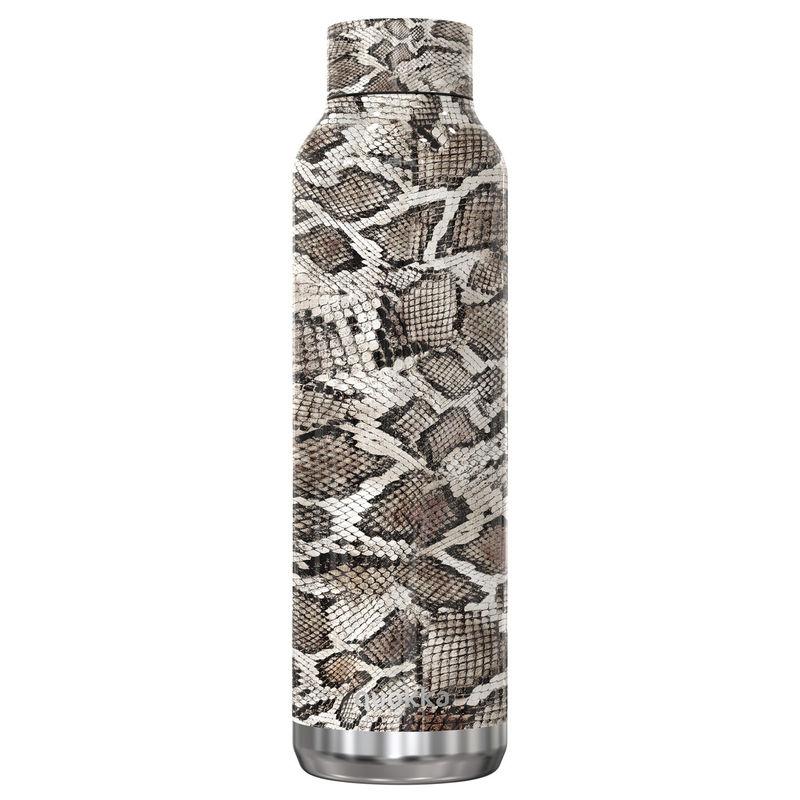 Botella Solid Snake Print Quokka 630ml 8412497118557