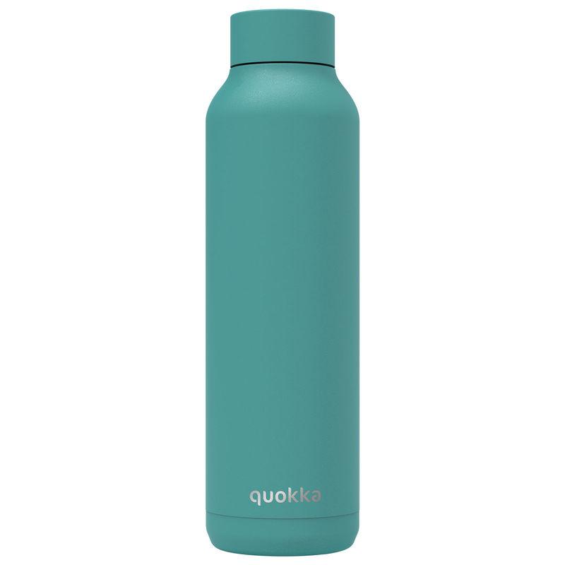 Botella Solid Bold Turquoise Powder Quokka 630ml 8412497118601