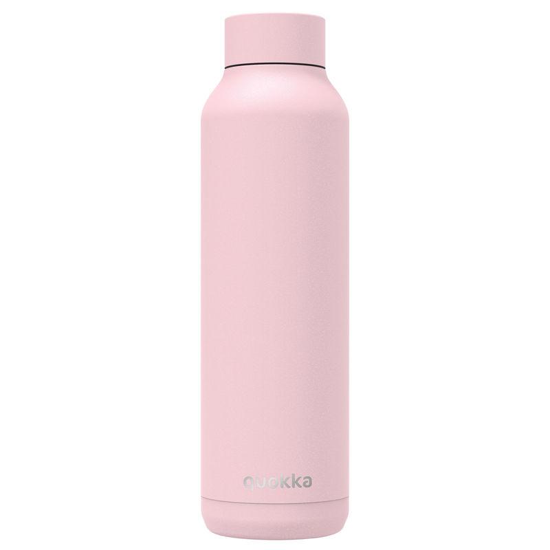 Botella Solid Quartz Pink Powder Quokka 630ml 8412497118649