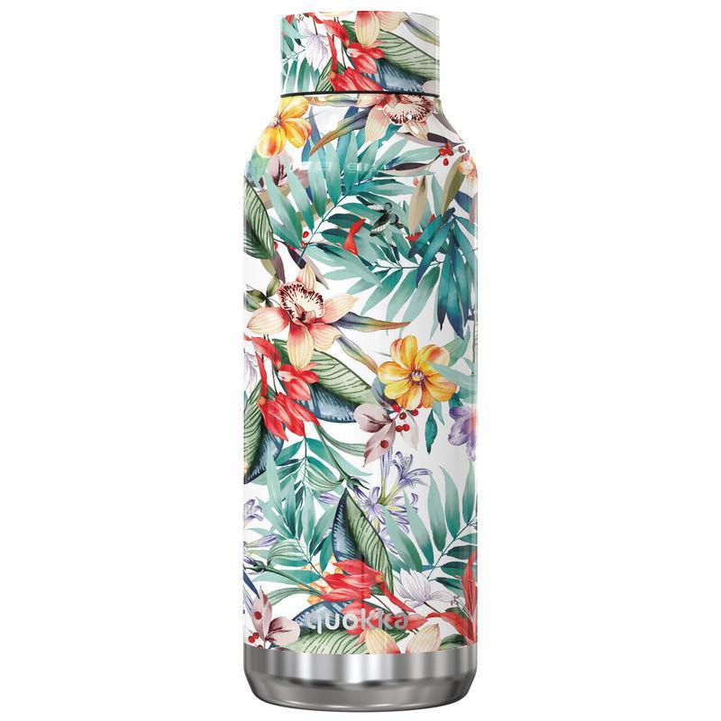 Botella Solid Orchid Garden Quokka 510ml 8412497118779