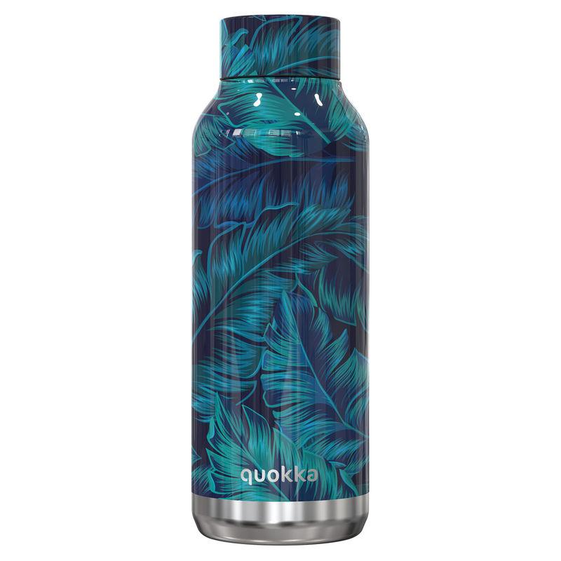 Botella Solid Deep Jungle Quokka 510ml 8412497118885
