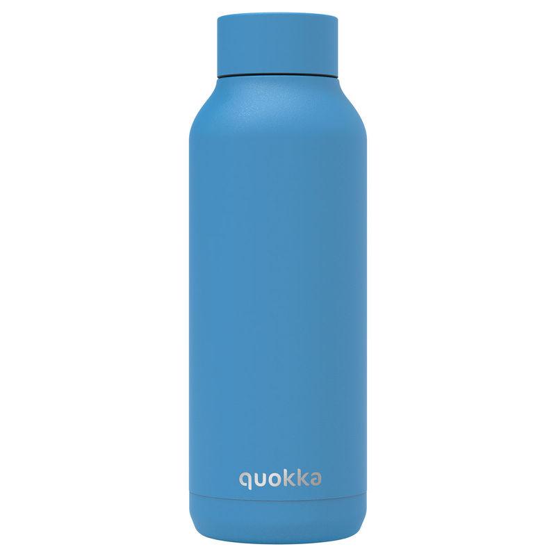 Botella Solid Bright Blue Powder Quokka 510ml 8412497118915