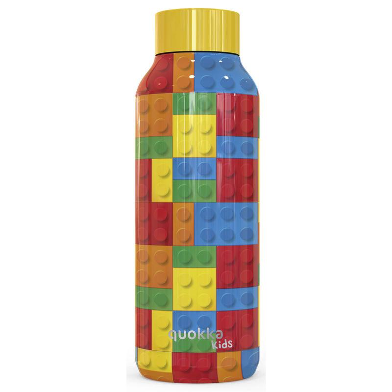 Botella Solid Color Bricks Quokka 510ml 8412497118427