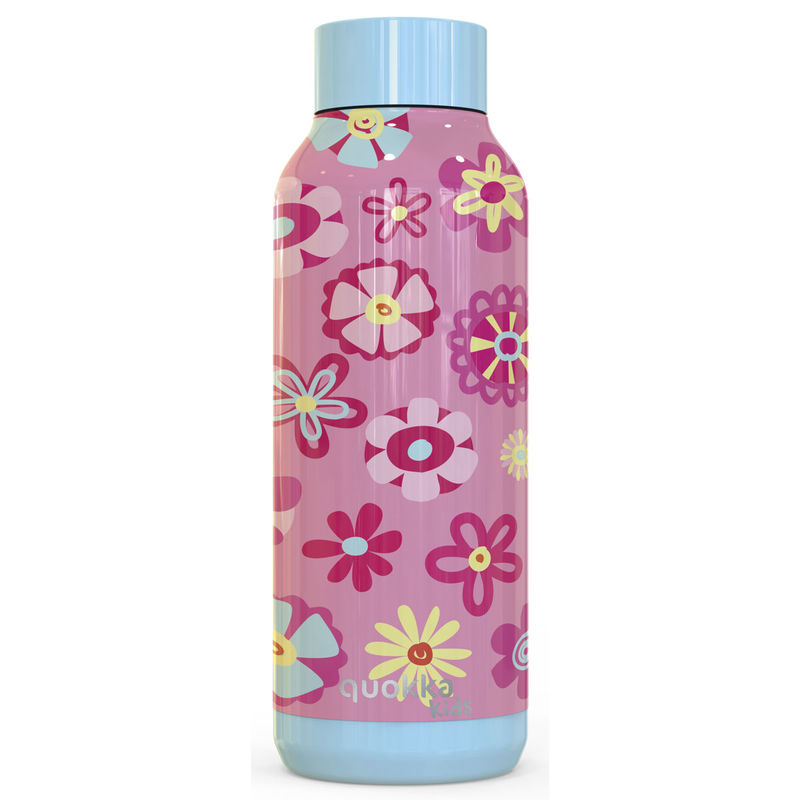 Botella Solid Flowers Quokka 510ml 8412497118434