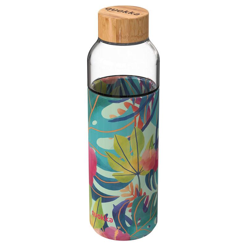 Botella Flow Tropical Quokka 660ml 8412497400003