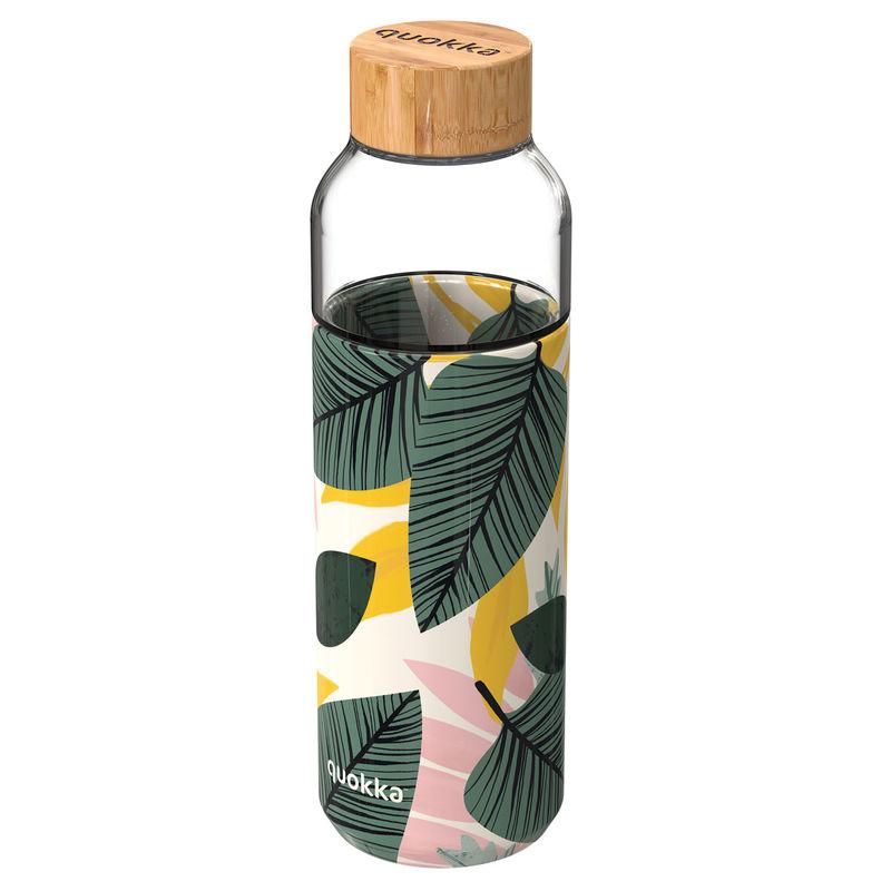 Botella Flow Autumn Leaves Quokka 660ml 8412497400010