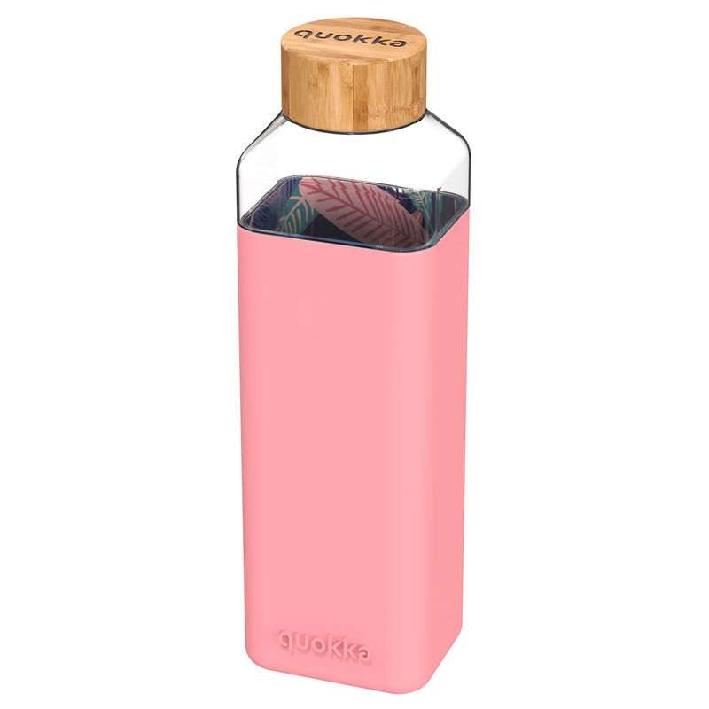 Botella cuadrada Storm Inner Night Forest Quokka 700ml 8412497400225