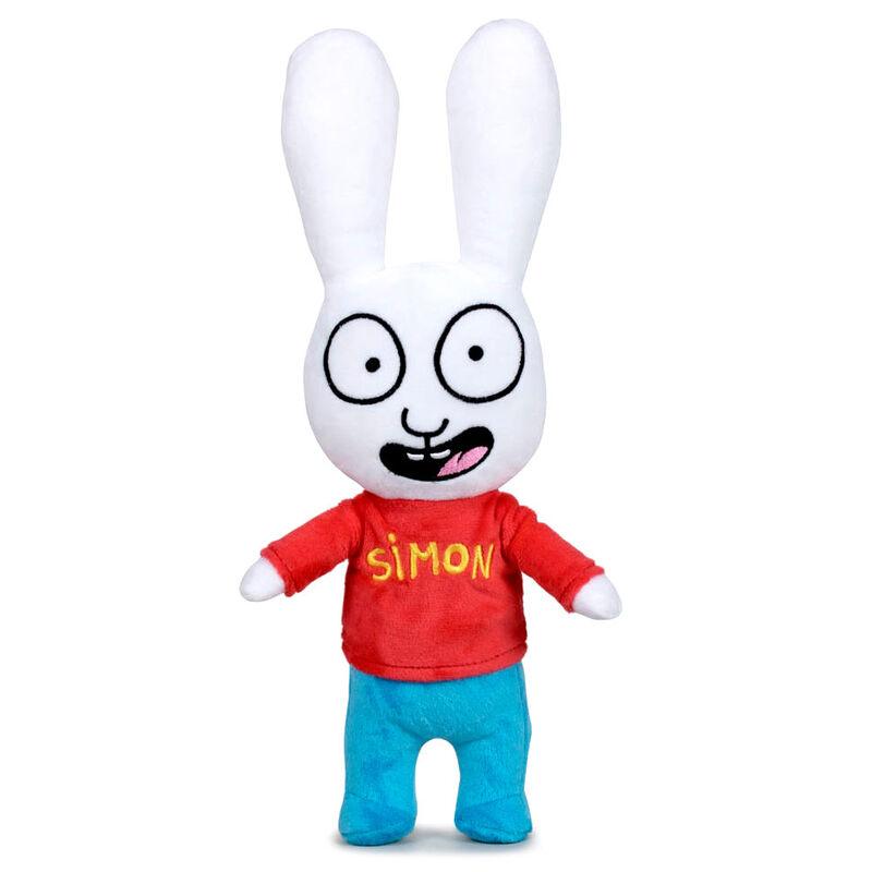 Peluche Simon 35cm 8425611388729Simon