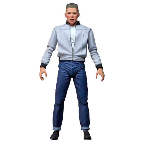 Back to the Future Ultimate Biff Action Figure 18cm Disponibile