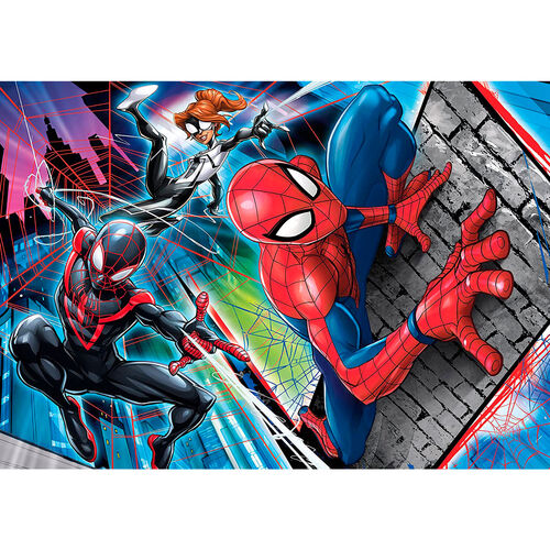 Puzzle Maxi Spiderman Marvel 24pzs