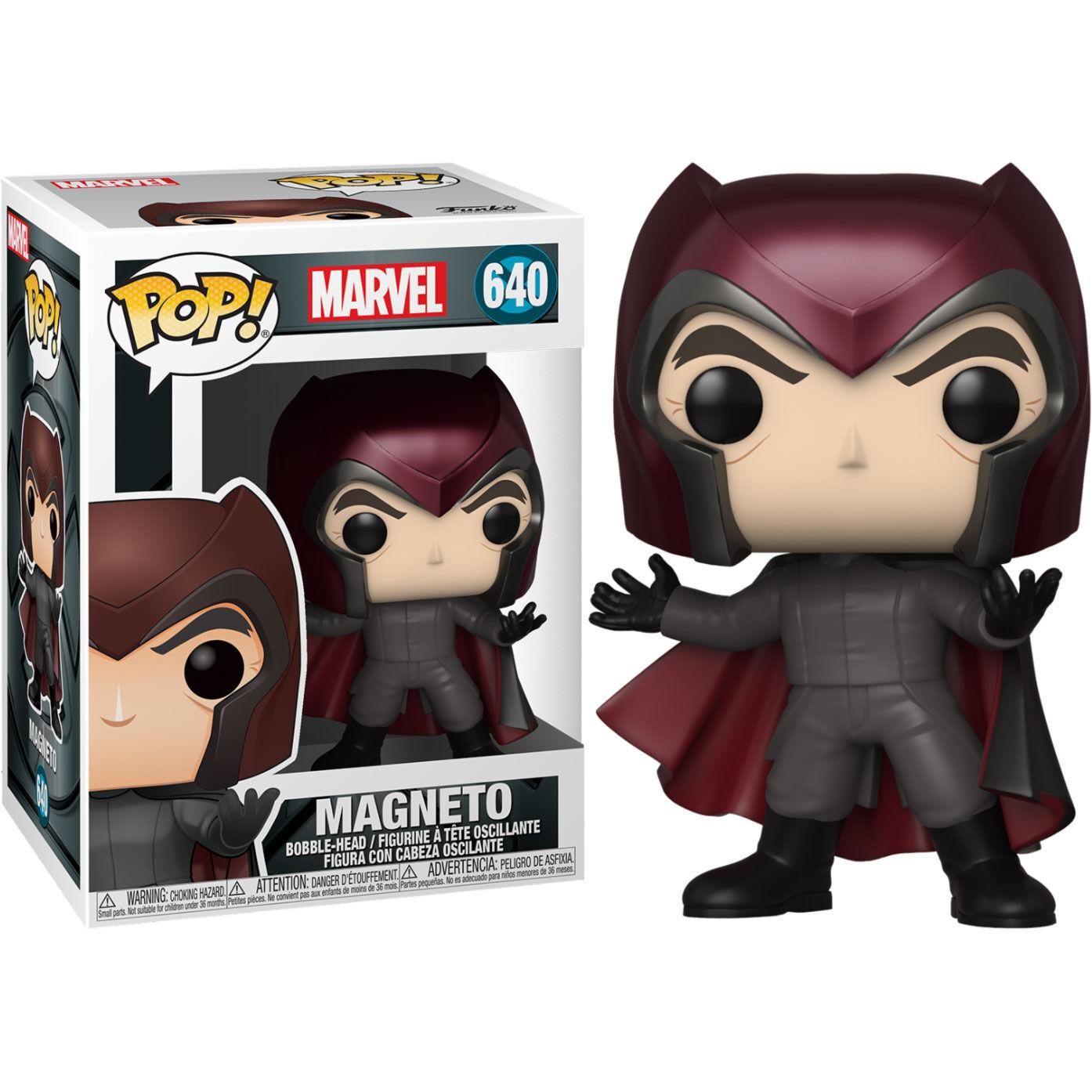 PRE-PEDIDO Funko POP o Figura POP Marvel X-Men 20th Magneto