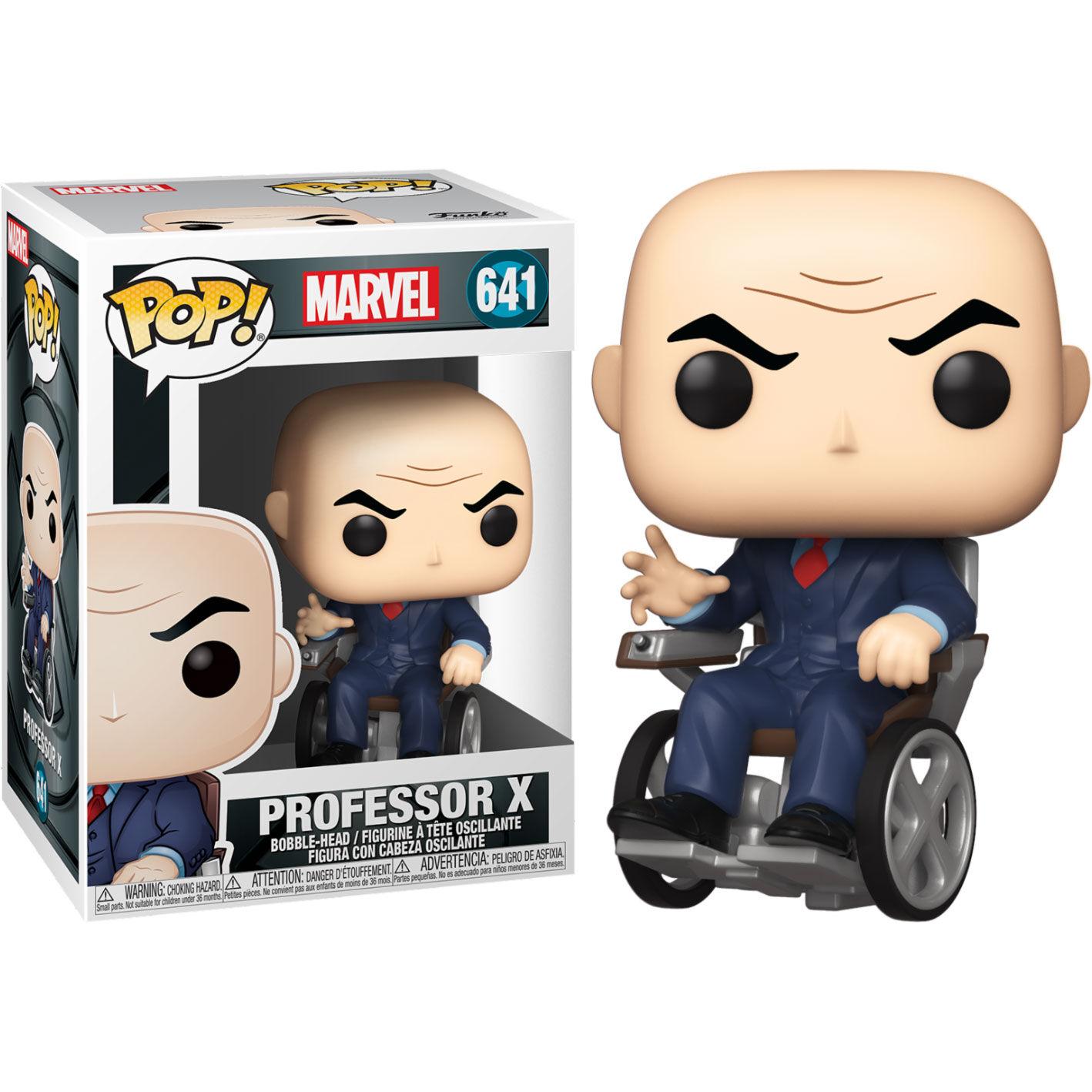Funko POP o Figura POP Marvel X-Men 20th Professor X