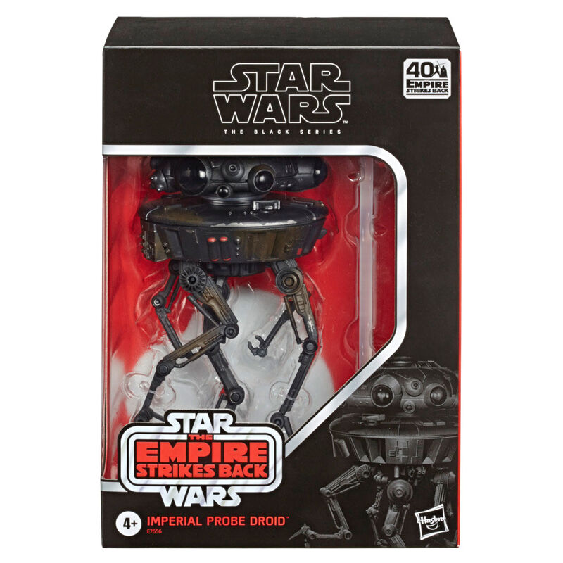 Figura articulada Probe Droid Episode V Star Wars 15cm By Hasbro