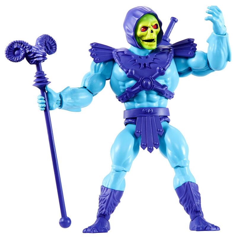 Figura Skeletor Masters of the Universe Origins 14cm 194735049103