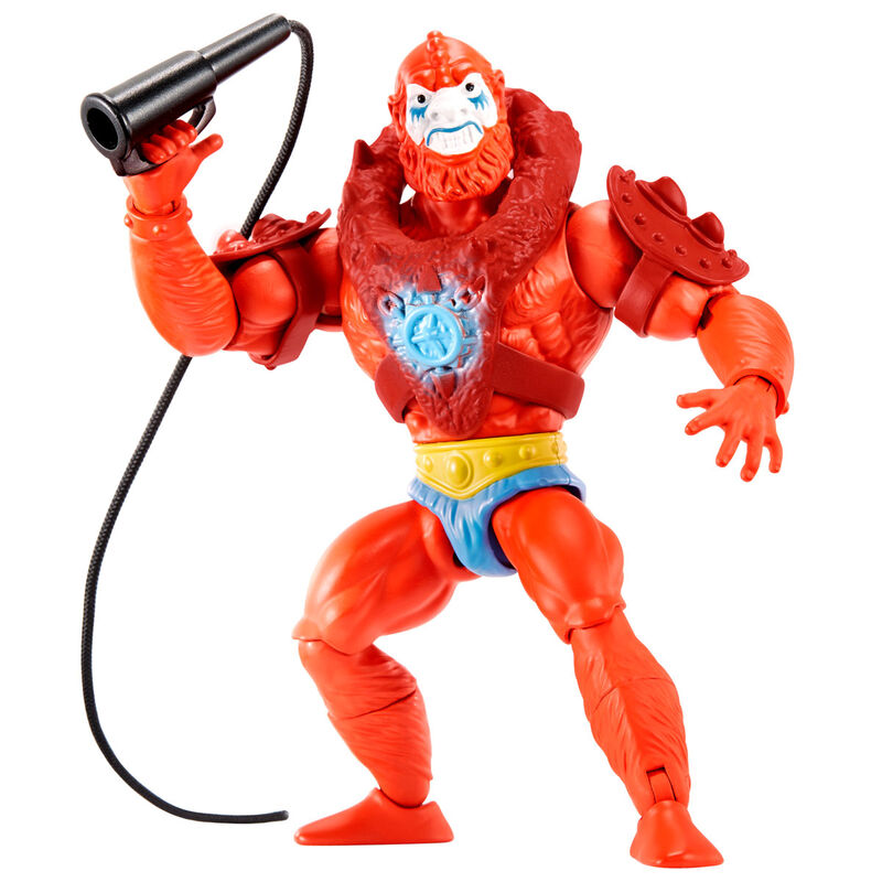 Figura Beast-Man Masters of the Universe Origins 14cm 887961875355