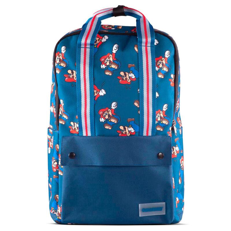 Mochila Super Mario Nintendo 46cm