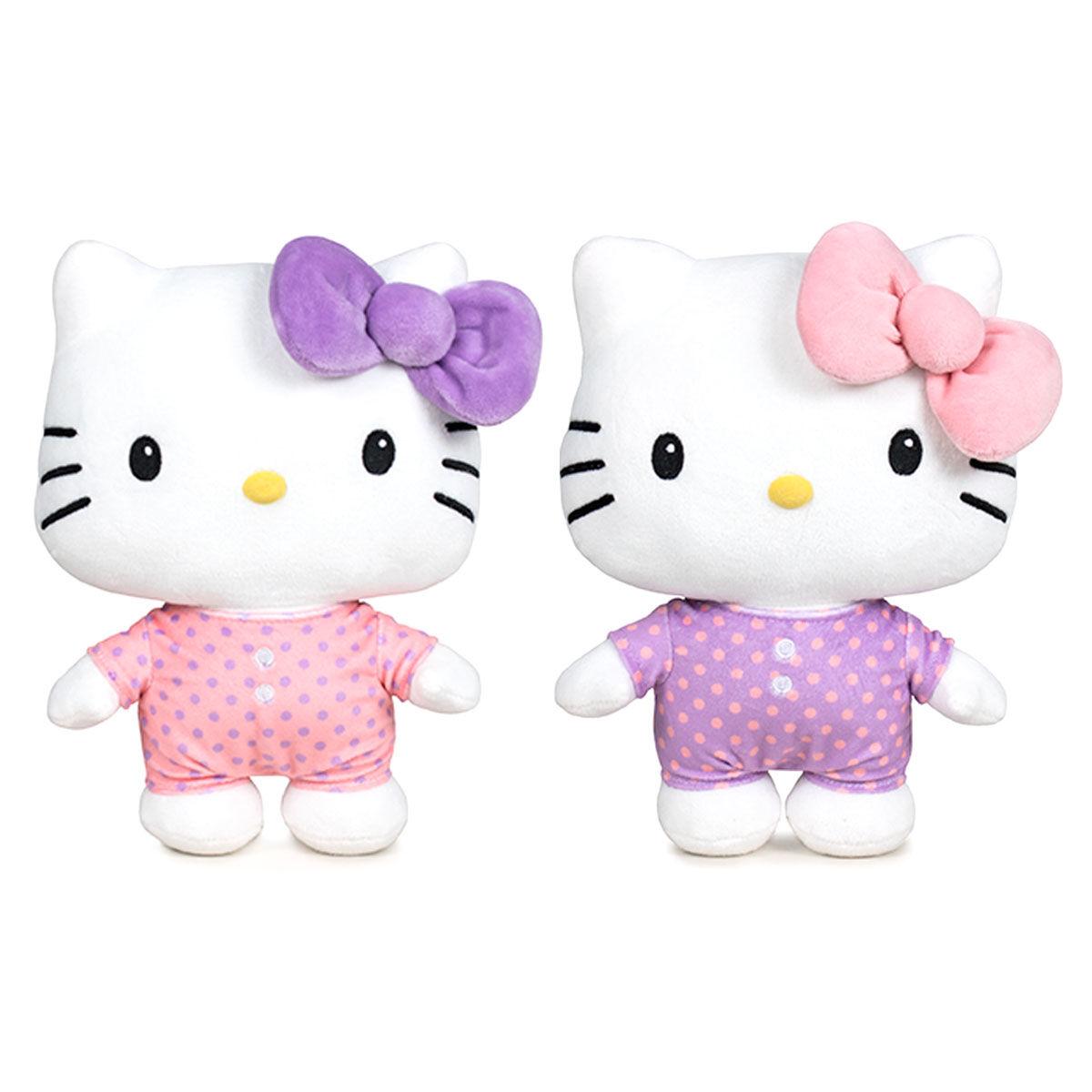 Peluche Hello Kitty Pijama Party 34cm surtido 8425611387265
