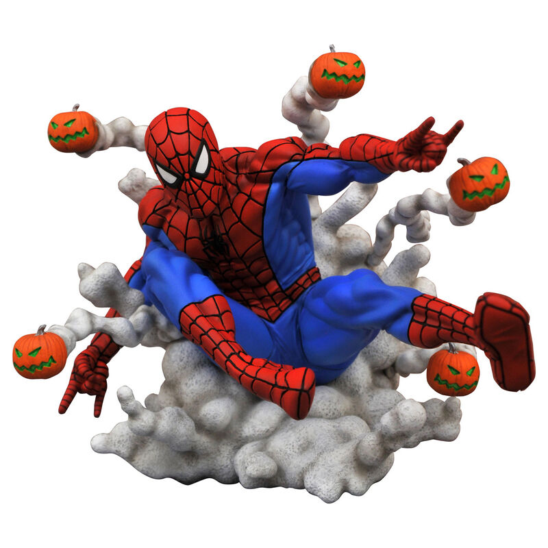 Figura Spiderman Marvel 15cm By Diamond Select