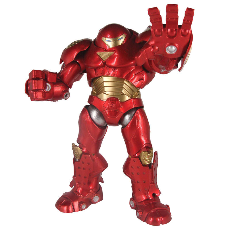 Figura articulada Hulkbuster Marvel 21cm By Diamond Select
