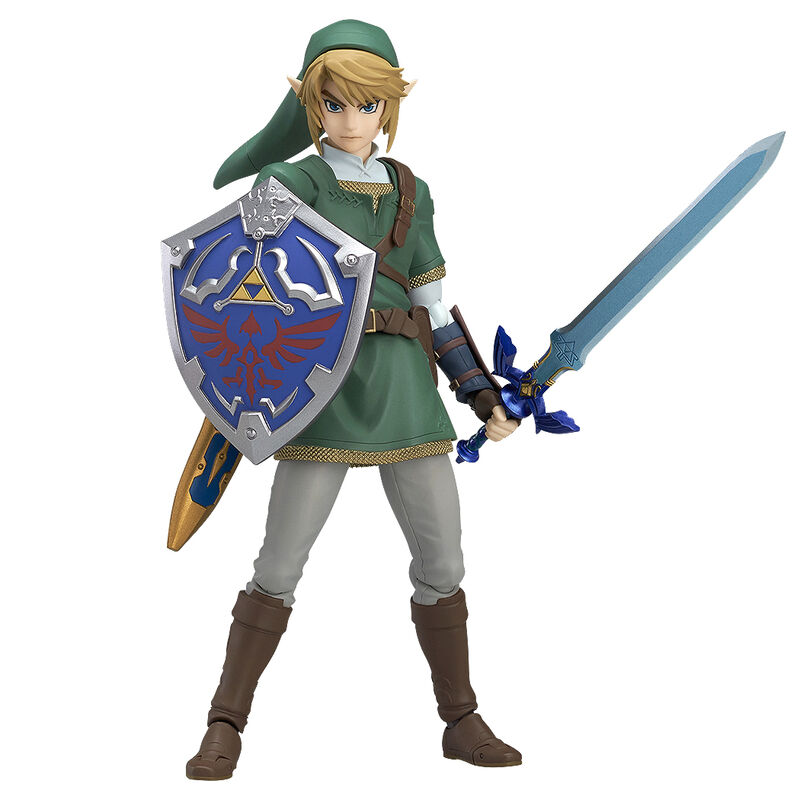 Figura Link The Legend of Zelda Twilight Princess 14cm 4580590121362