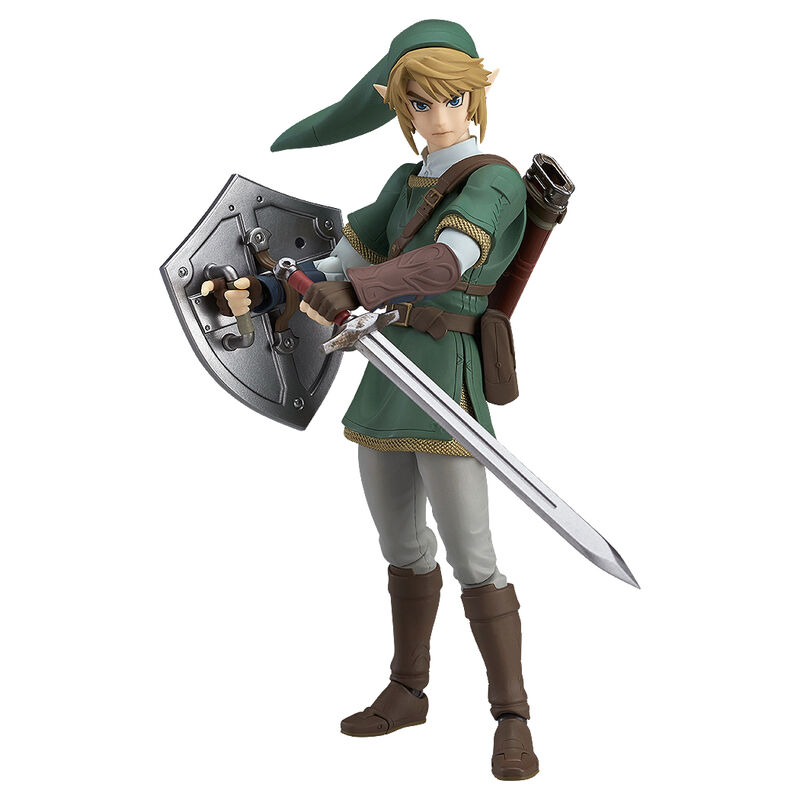 Figura Link Twilight Princess DX Ver. The Legend of Zelda Twilight Princess 14cm 4580590121379