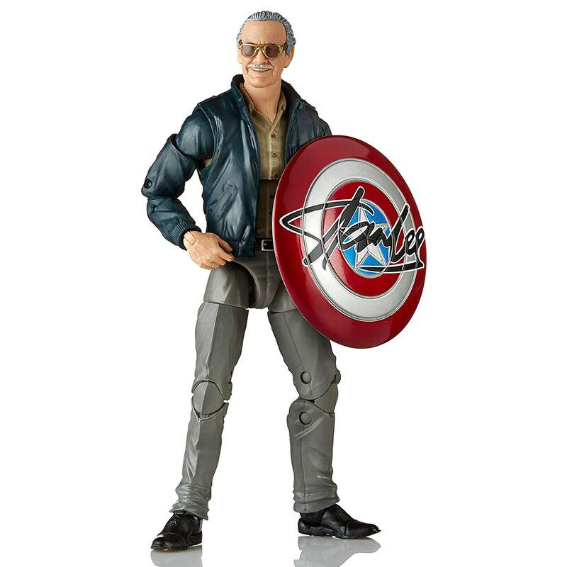 Figura articulada Stan Lee Marvel 15cm
