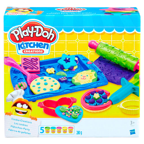 Play Doh Kitchen Creations Cookie Creations