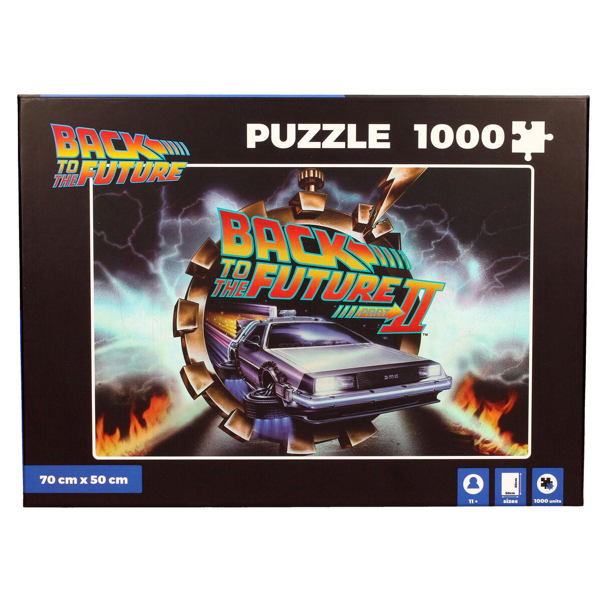 Puzzle Regreso al Futuro II 1000pzs 8435450223242