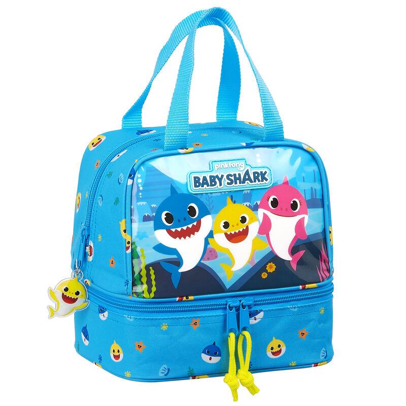 Bolsa portameriendas Baby Shark 8412688381739