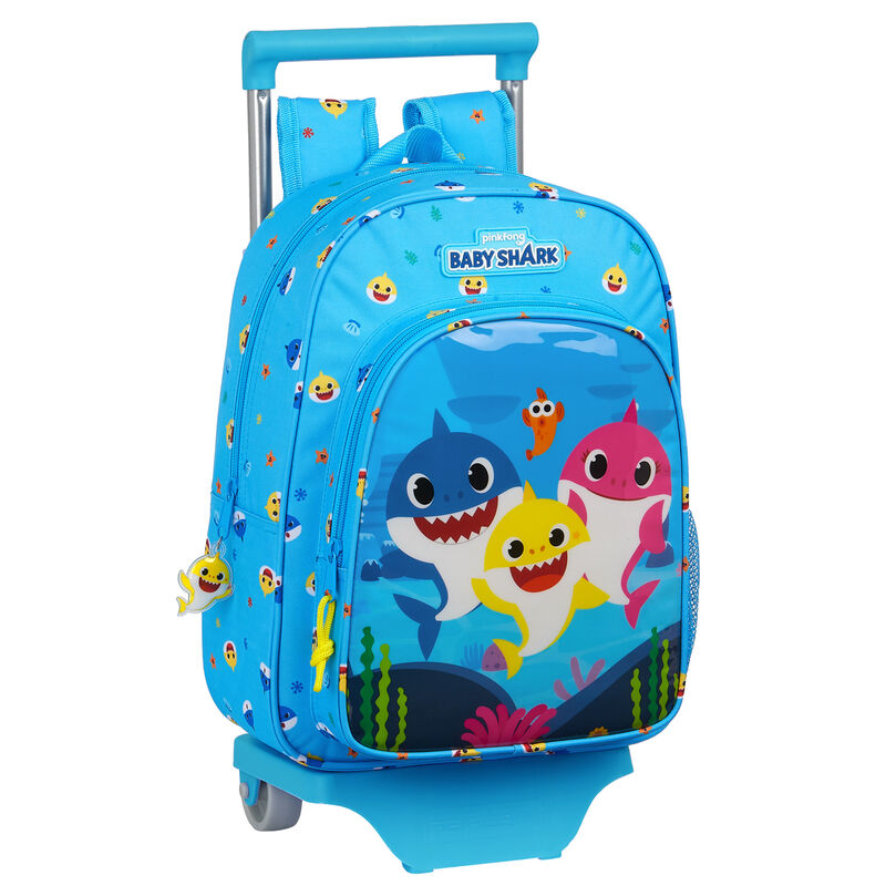Trolley Baby Shark 34cm 8412688381678