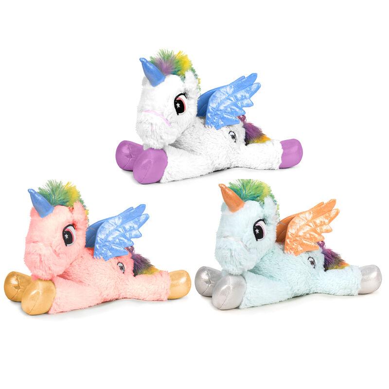 Peluche Unicornio luz surtido 28cm 4016833118931