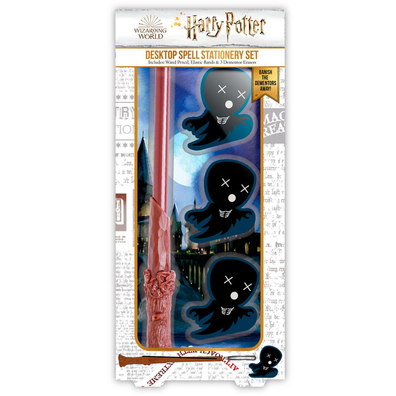 Set papeleria Harry Potter 5060718140301